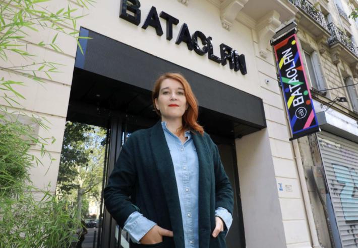 Bataclan - Florence Jeux