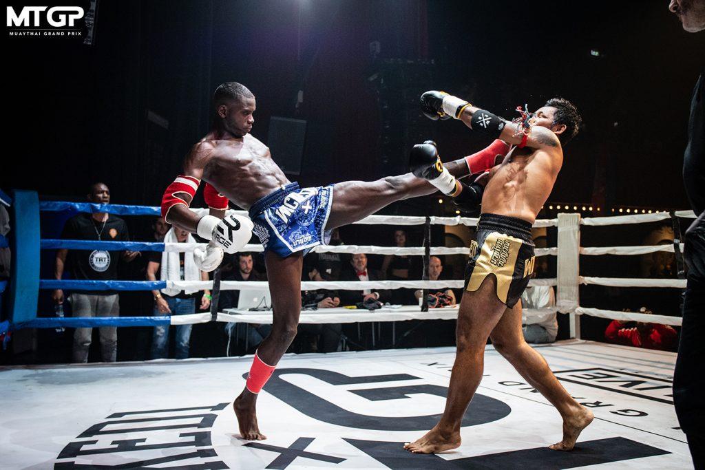 Bataclan - Muay Thai