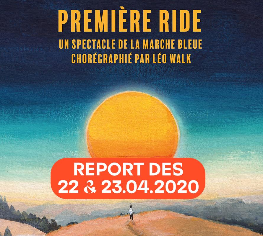 Marche Bleue Premiere Ride Bataclan