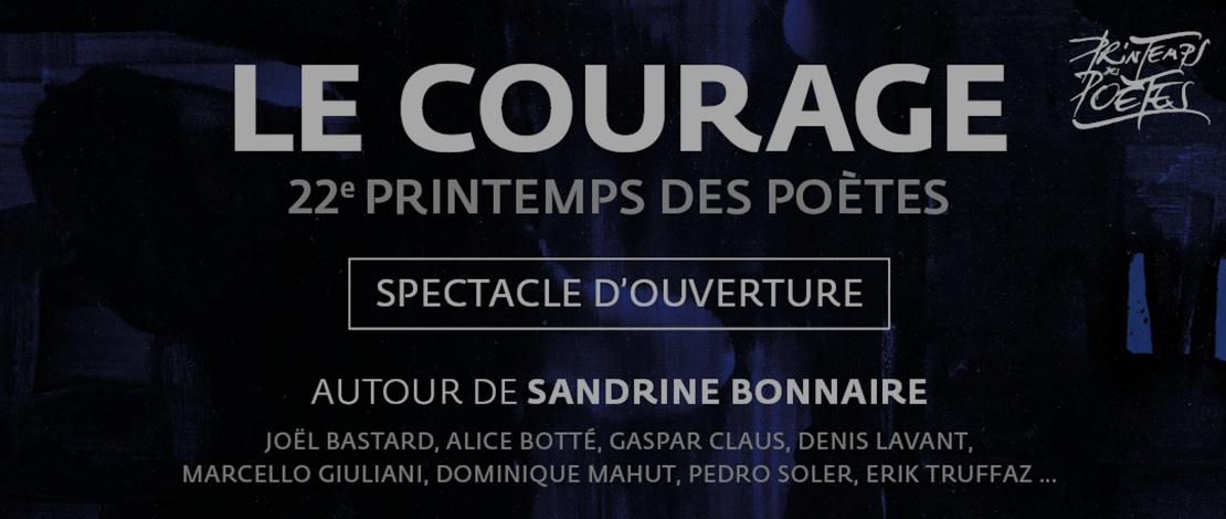 Bataclan/Courage