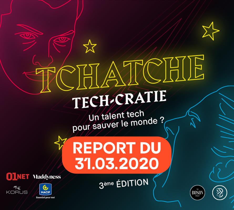 report tchatche
