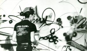 Graffiti Hip Hop Bataclan New York City Rap Tour