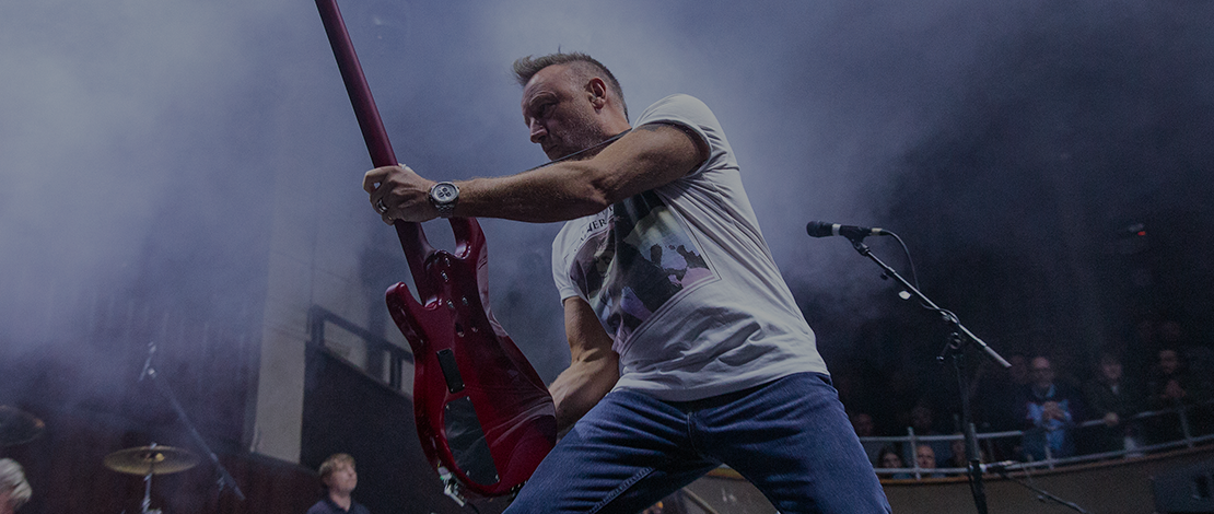 Peter Hook Bataclan